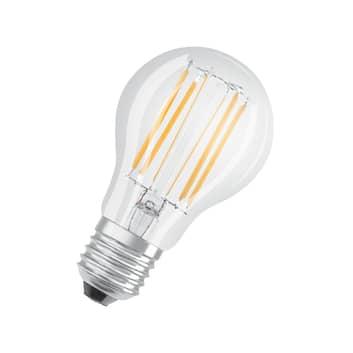 OSRAM LED-Filamentlampe E27 Base 7,5W 2.700K 3er