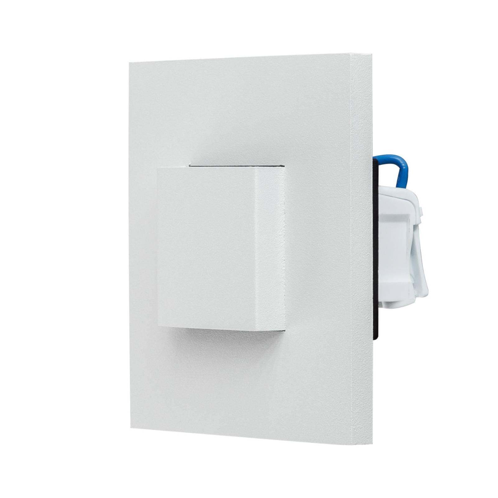 EVN LQ230 LED incasso parete up/down bianco