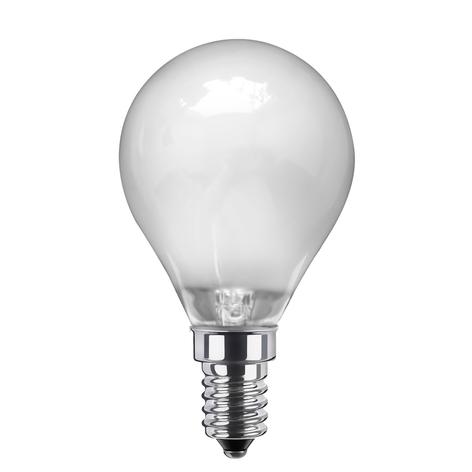 E14 3,5W 926 LED-mignonpære dimbar matt varmhvit