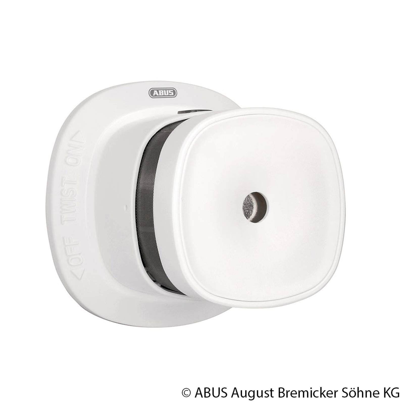 ABUS Z-Wave trådlös rökdetektor