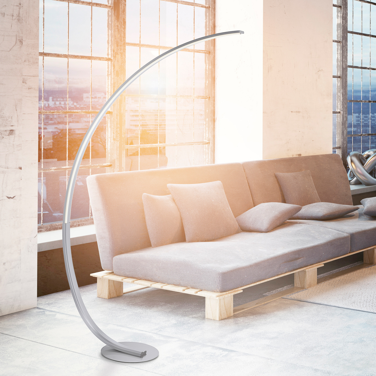 Paul Neuhaus Q-VITO LED stojací lampa