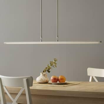 Lámpara colgante LED Zelena, función Dim to Warm