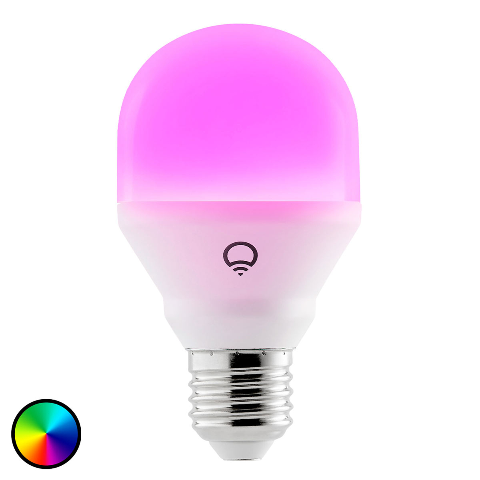 LIFX Mini Color lampadina LED E27 9W 2500-9000K
