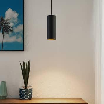 Arcchio Marilena závěsné světlo válcový tvar černé