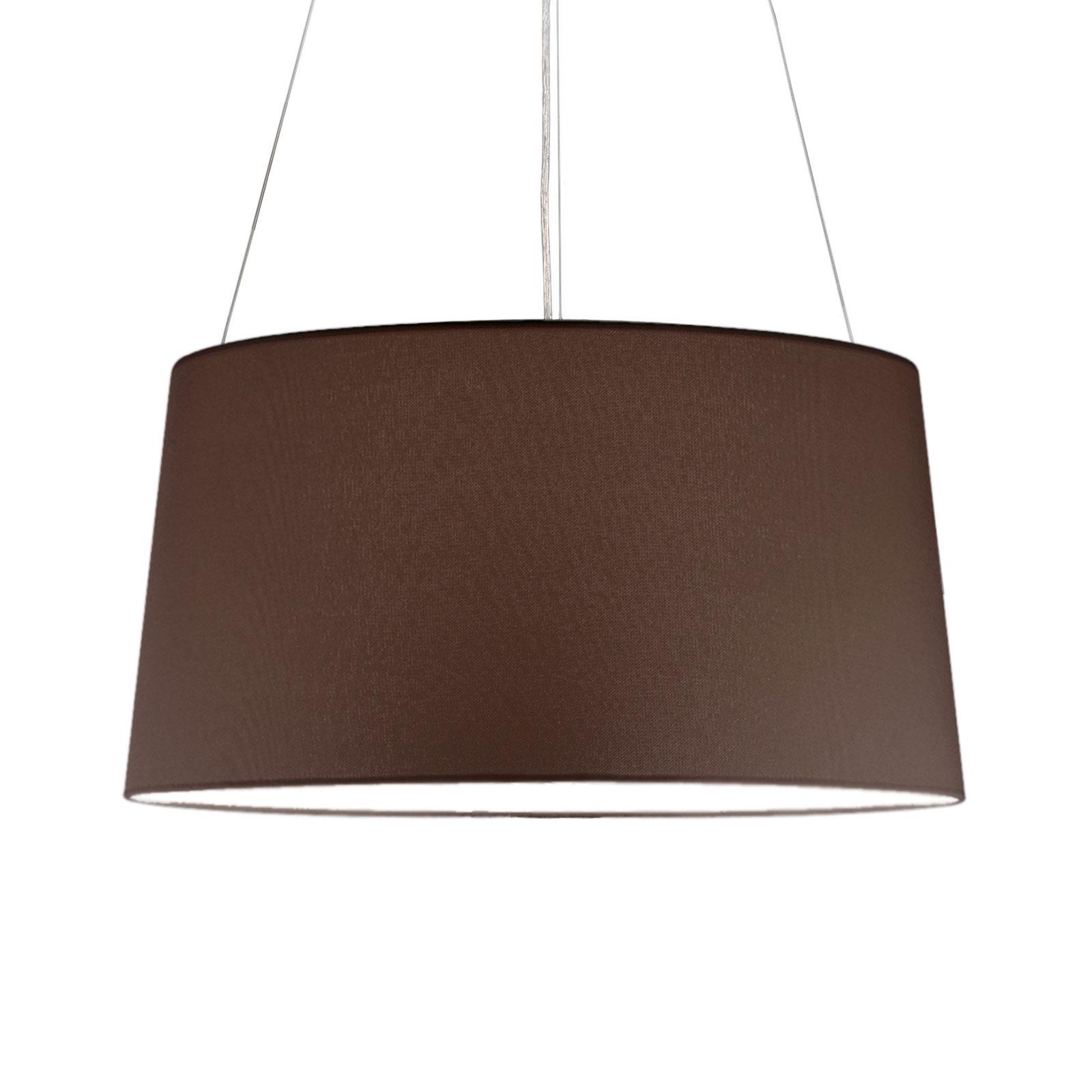 Kundalini Tripod hanglamp, mokka
