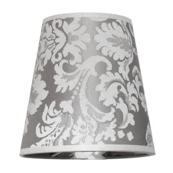 Lampeskærm Malbo, Ø 15 cm, E27, grå