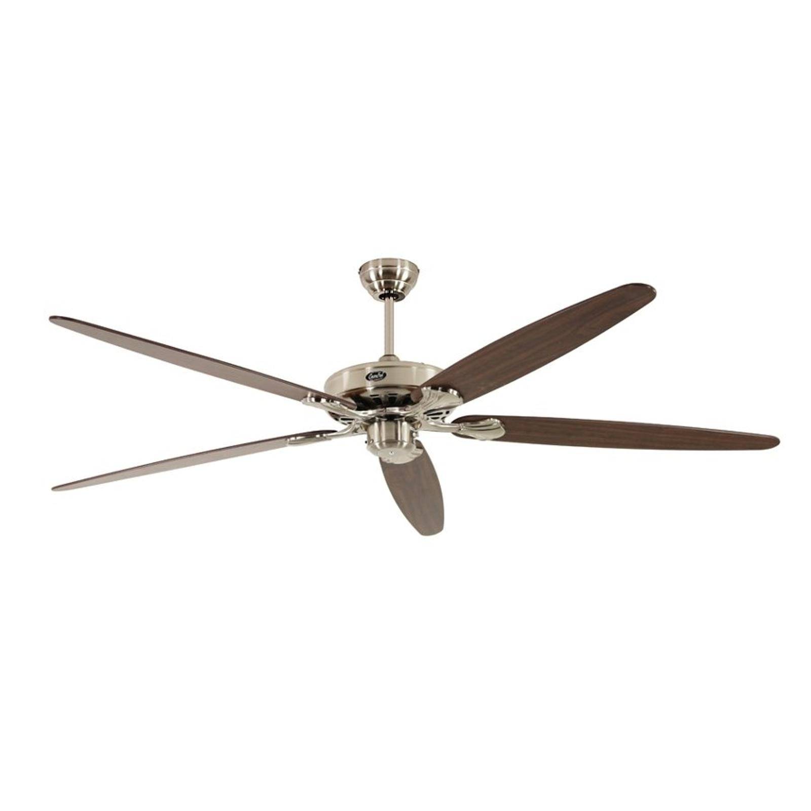 Stropní ventilátor Classic Royal 180, chrom/dub