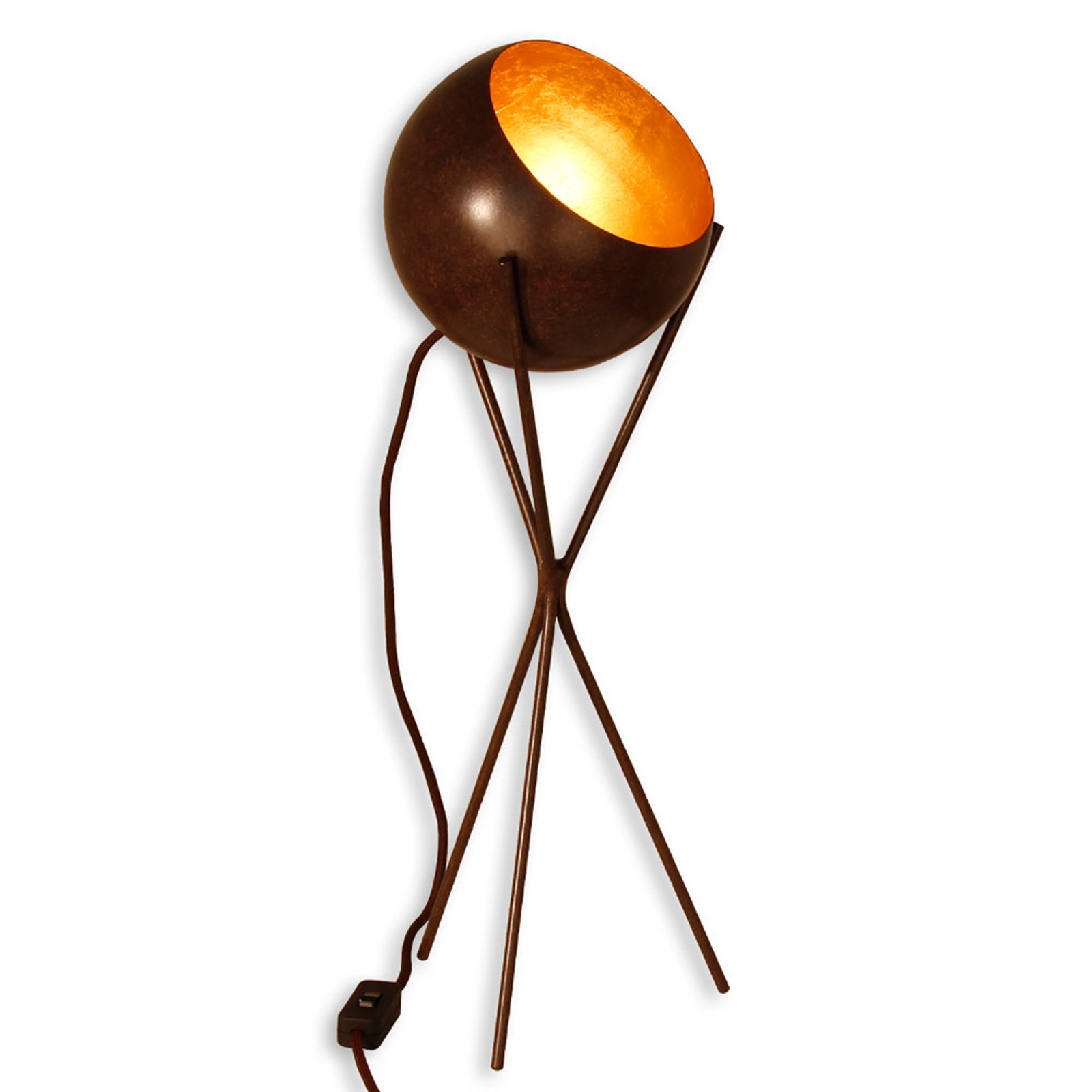 Interessante tafellamp Solo