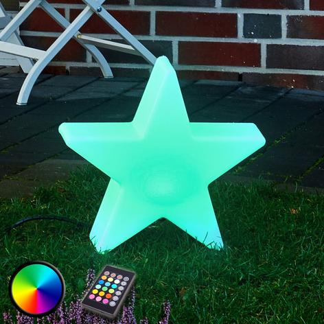 Shining Star 100 LED-Außendekorationsleuchte RGB 1