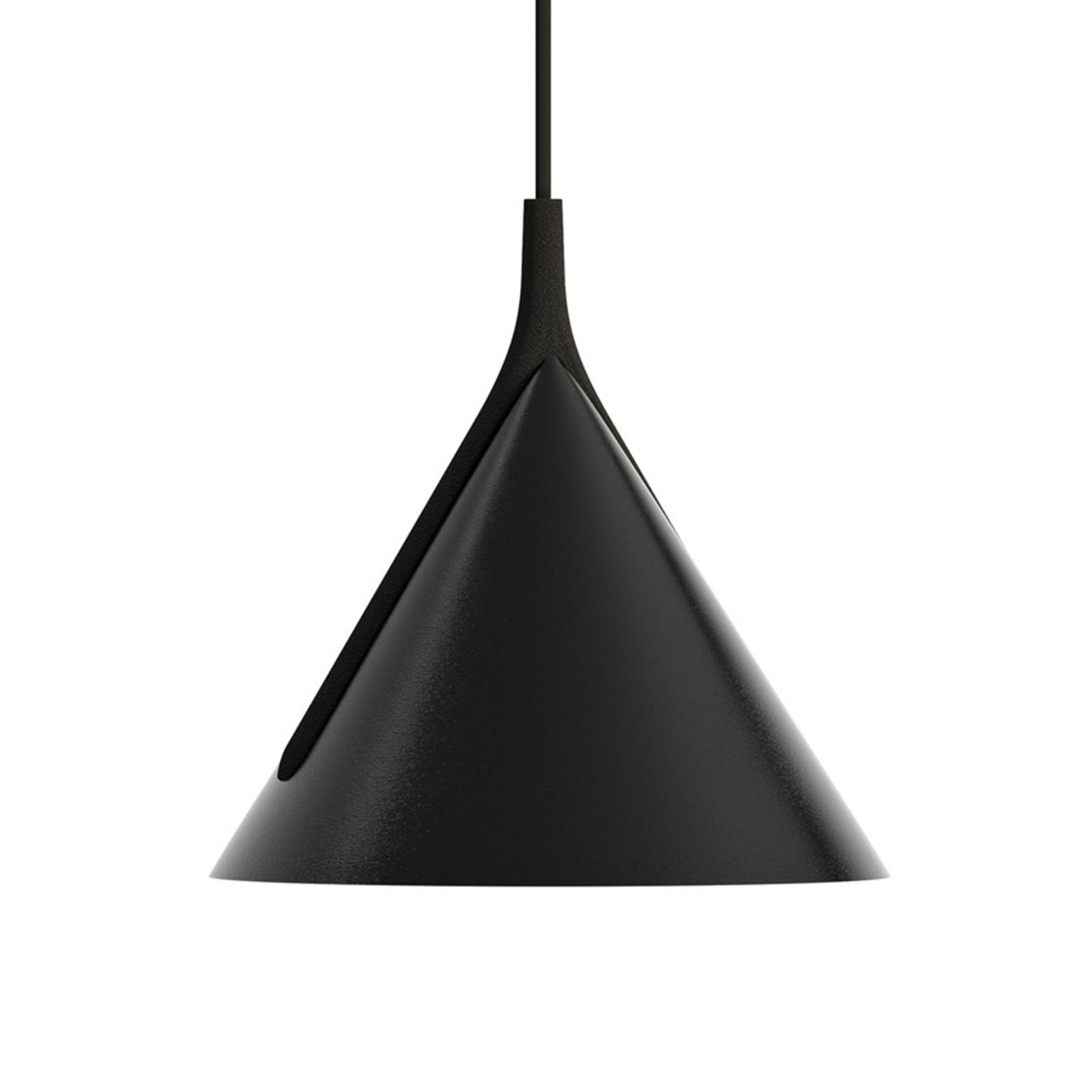 Axolight Jewel Mono Pendel schwarz 2.700K 12°