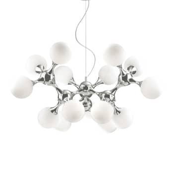 Hanglamp Nodi Bianco draaibaar