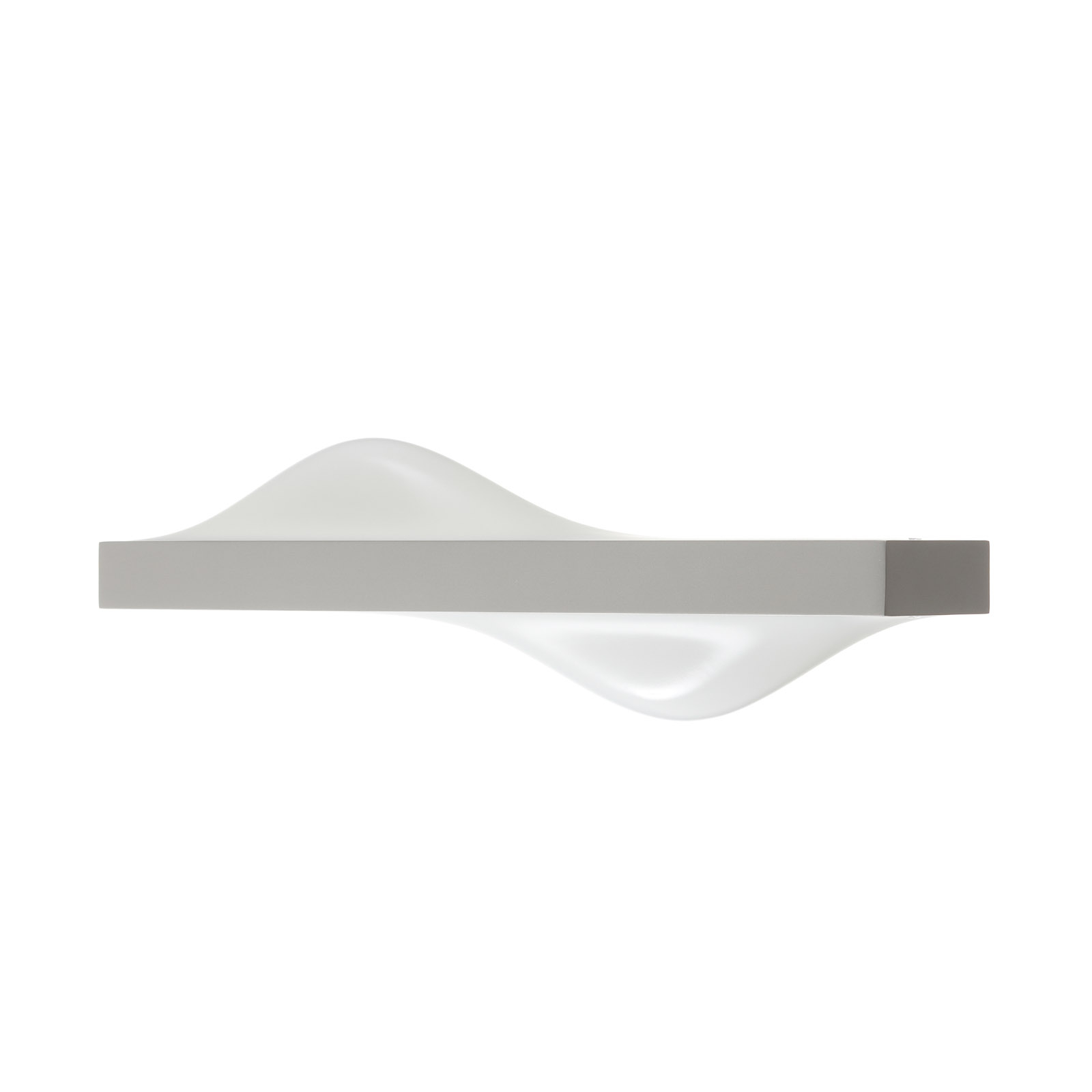 LED-Wandleuchte Curve