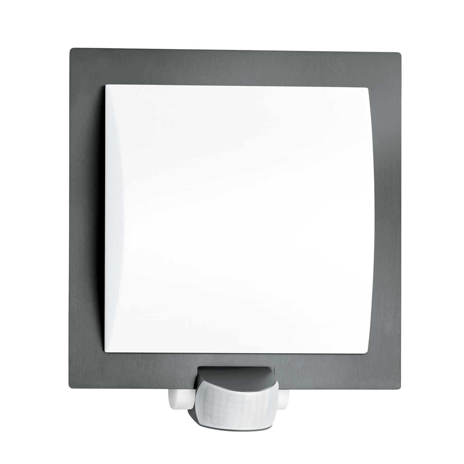 STEINEL L 20 Außenwandleuchte Sensor, anthrazit