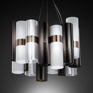 Stilfuld LED-designer pendellampe La Lollo