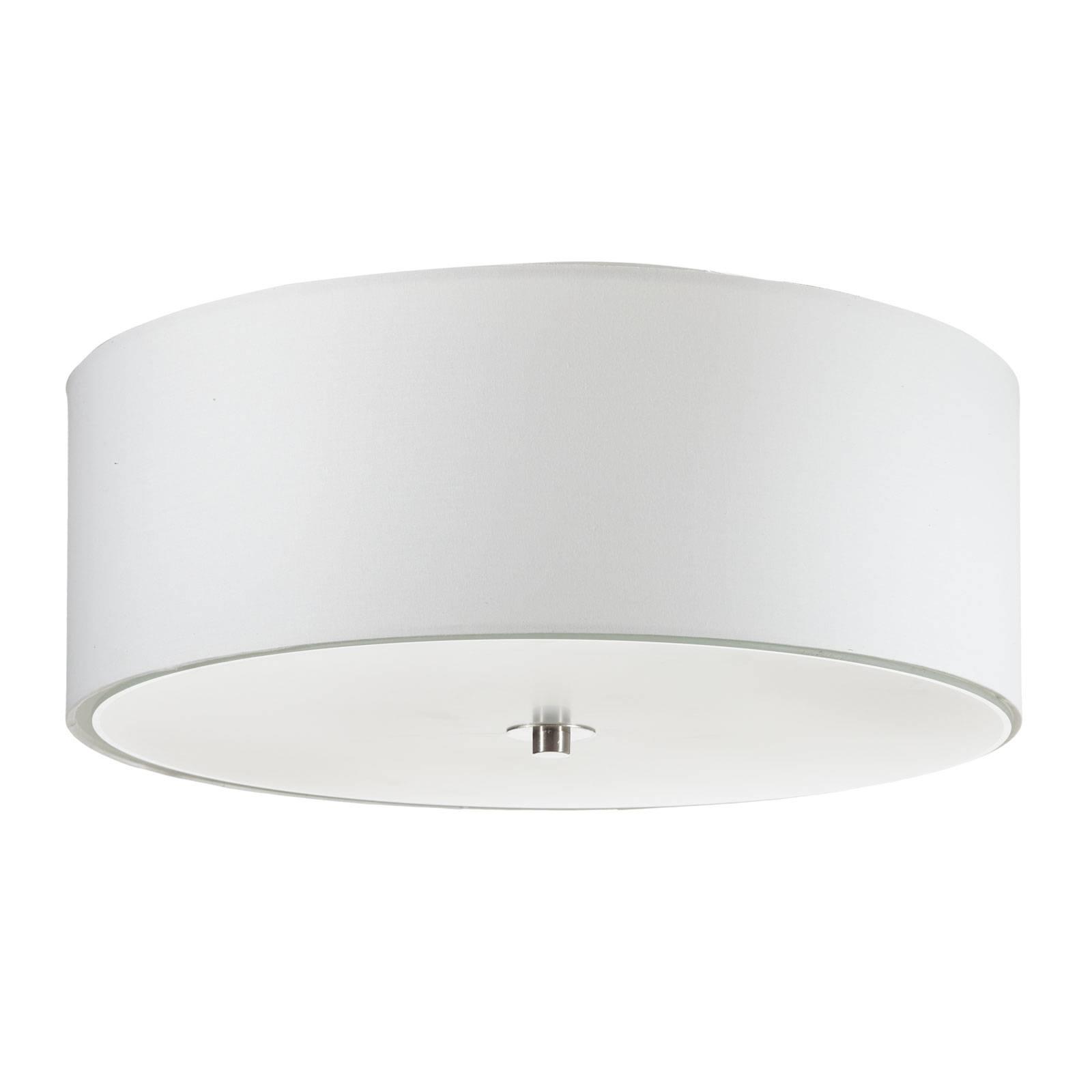 Lucande Patrik lampa sufitowa Ø48cm biała