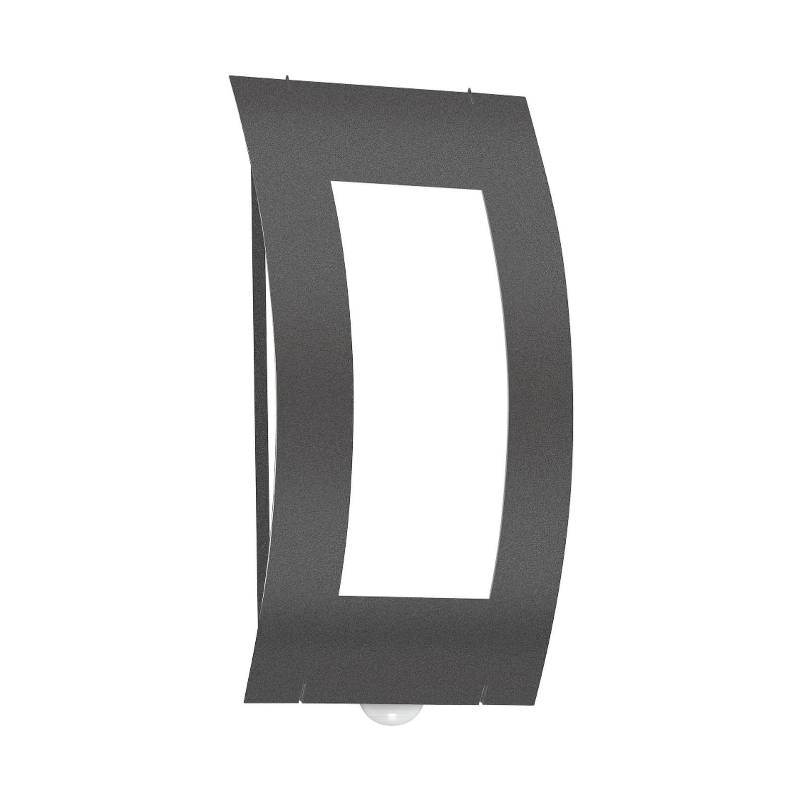Nila Exterior Wall Lamp - Incl. Motion Detector_2011172_1