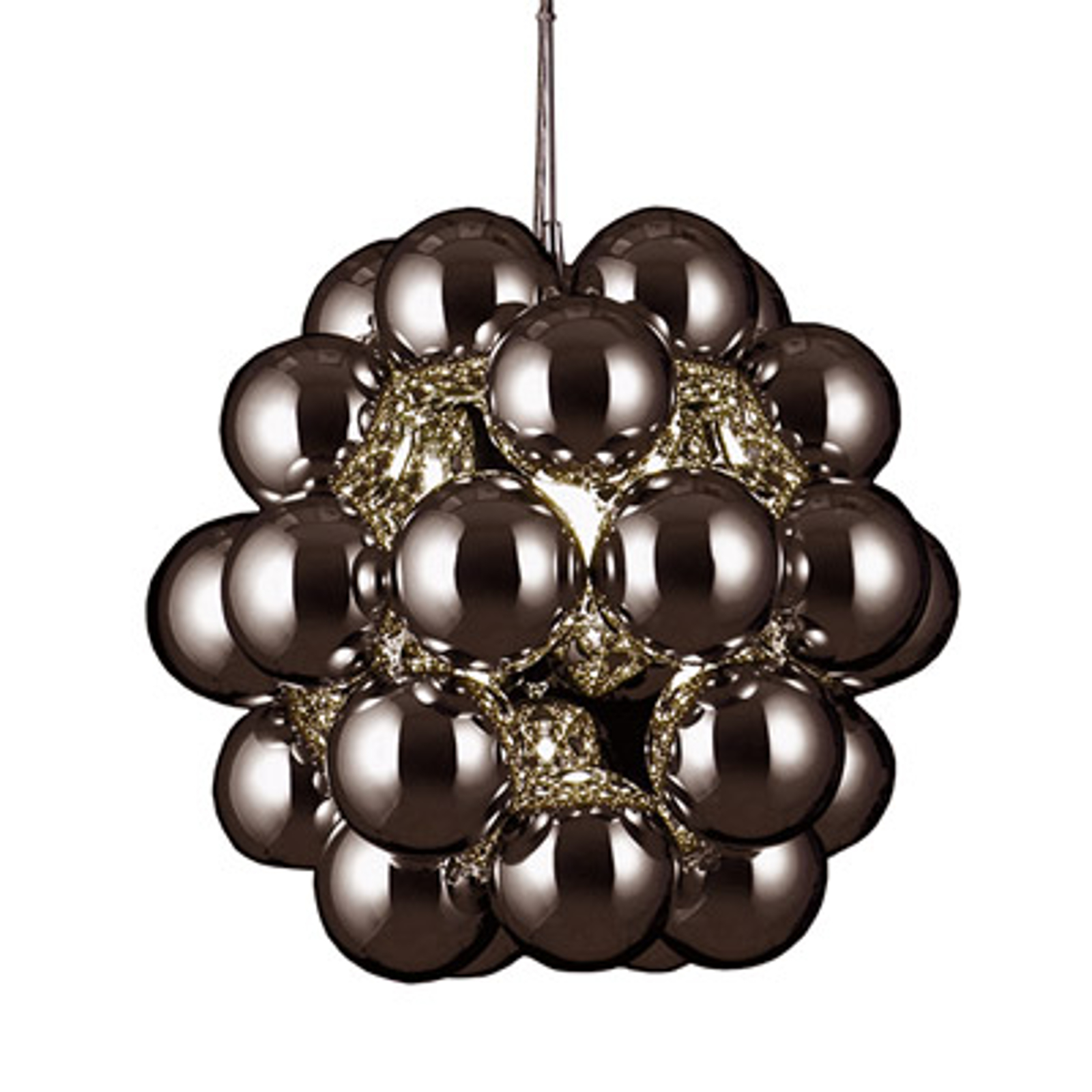 Innermost Beads Penta - Hanglamp in brons