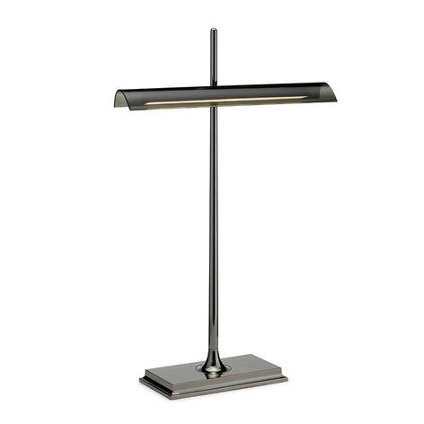 Lámpara de mesa LED Goldman con sensor ópt. y USB