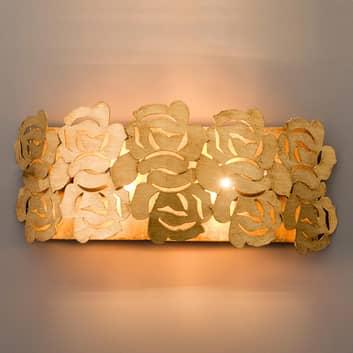 Gouden wandlamp Genua
