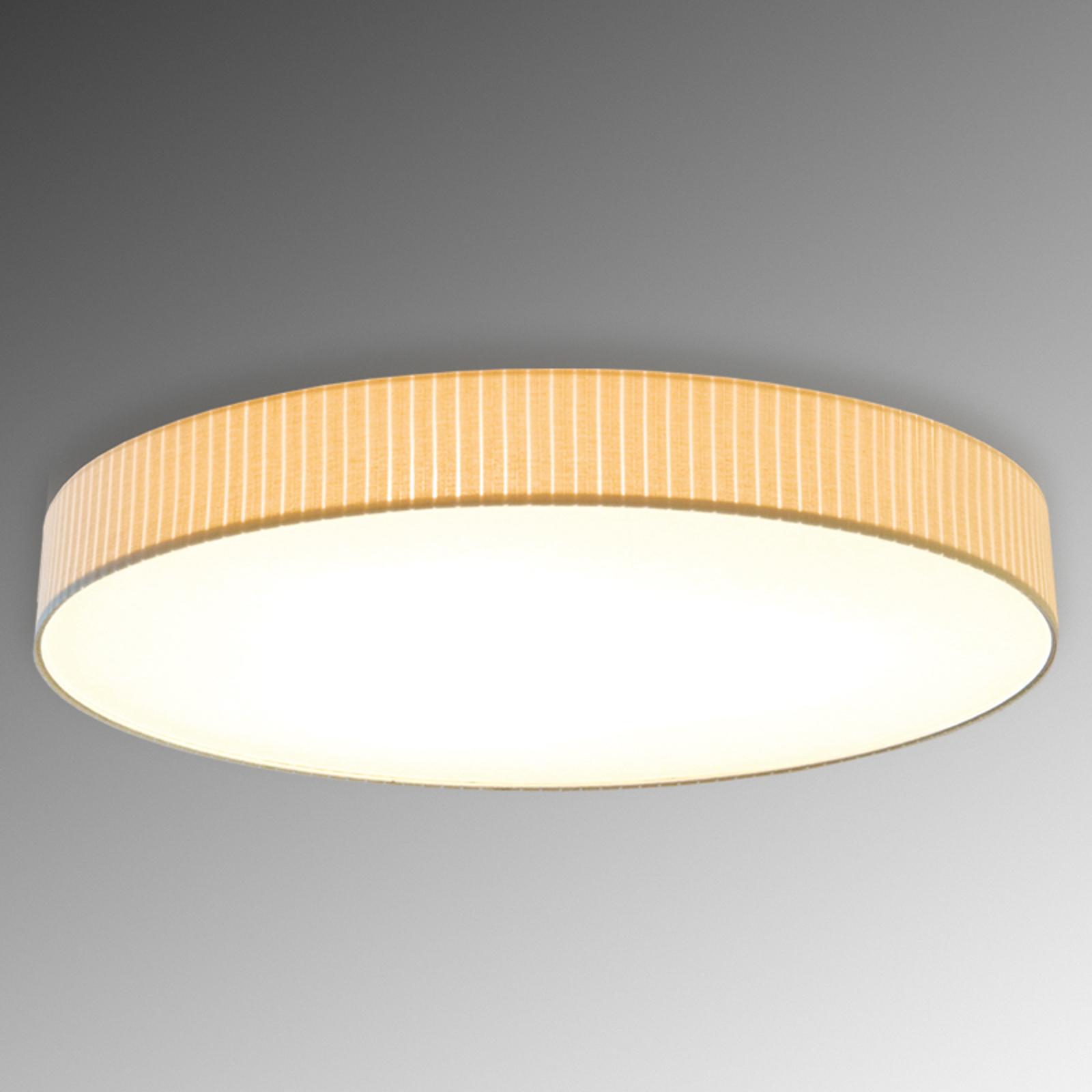 Mooie plafondlamp Onda, diameter 90 cm