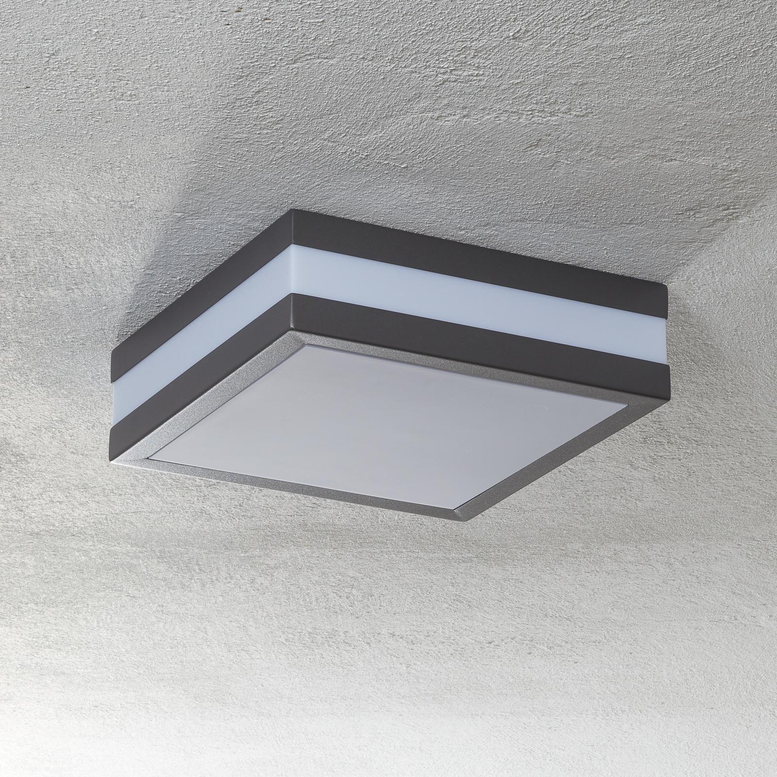 Lampa sufitowa zewnętrzna Matteo, 2 x E27, IP44