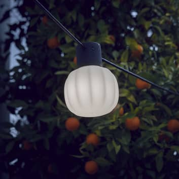 Martinelli Luce Kiki Außen-Lichterkette 3-flammig