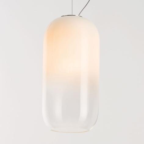 Artemide Gople glazen hanglamp