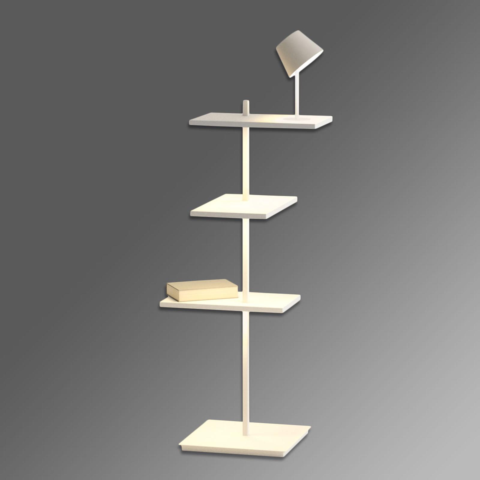 Multifunctionele led vloerlamp Suite 112 cm