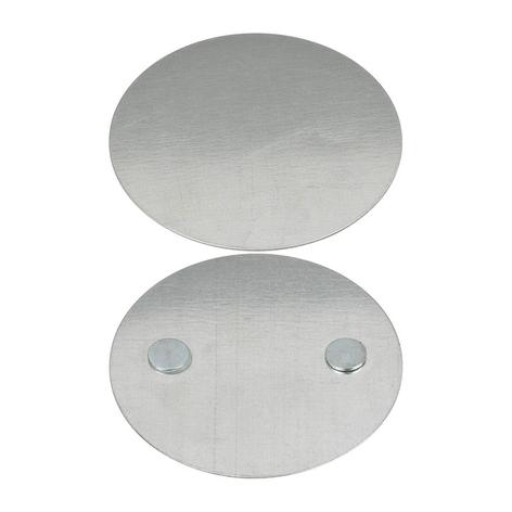 Plaque montage magnétique BR 1000 détecteur fumée