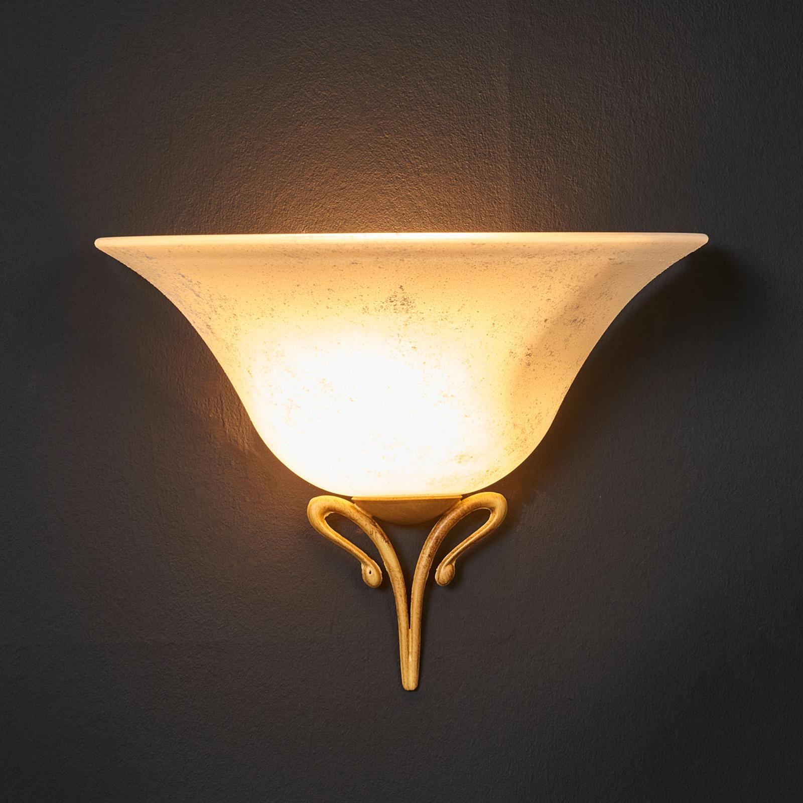 Stijlvolle wandlamp Antonio