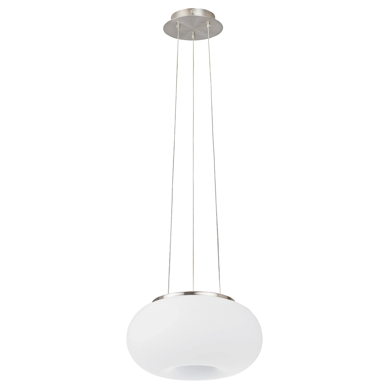 Moderná závesná lampa Optica 35 cm