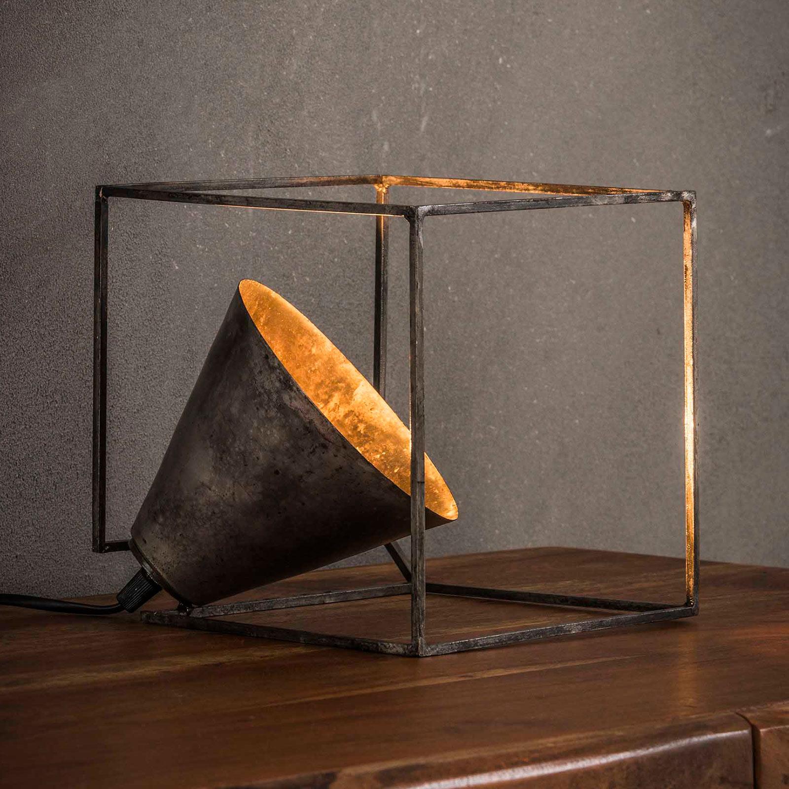 Tafellamp Licobus in opvallend ontwerp