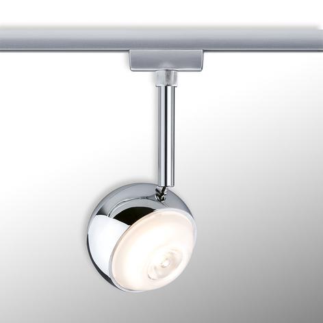 Paulmann URail Capsule spot LED w chromie, 6,5W