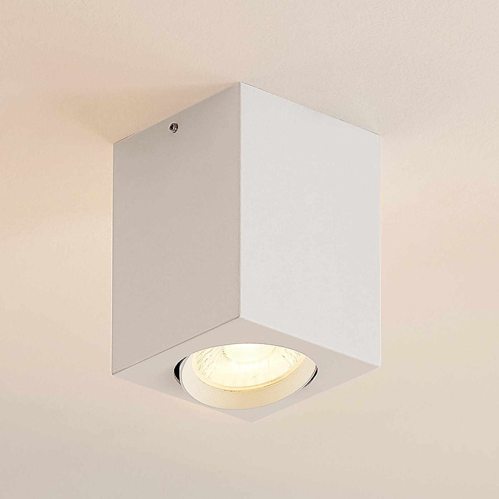 Arcchio Basir spot sufitowy LED biały, 4,8W
