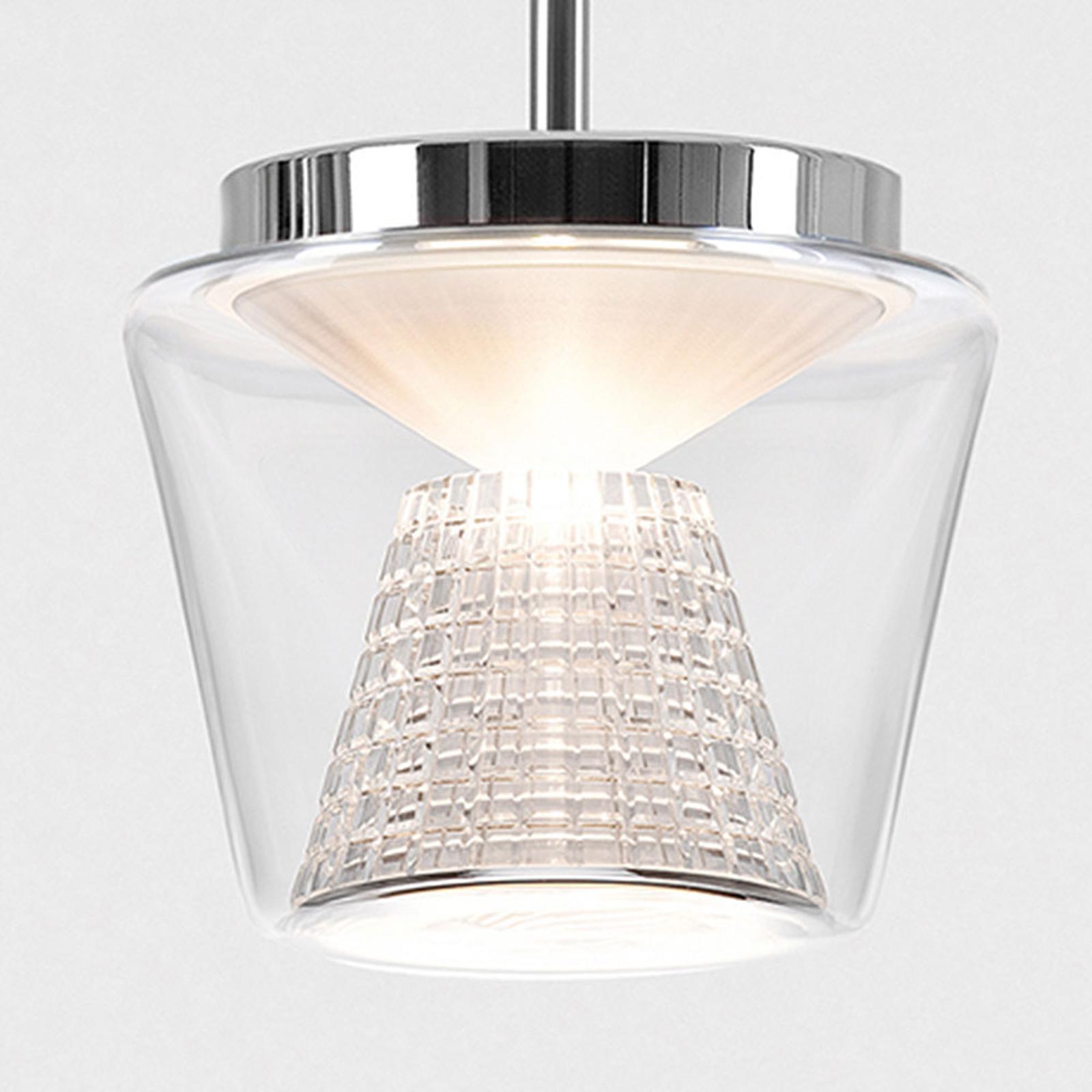 serien.lighting Annex M Pendel 13W 2.700K Kristall