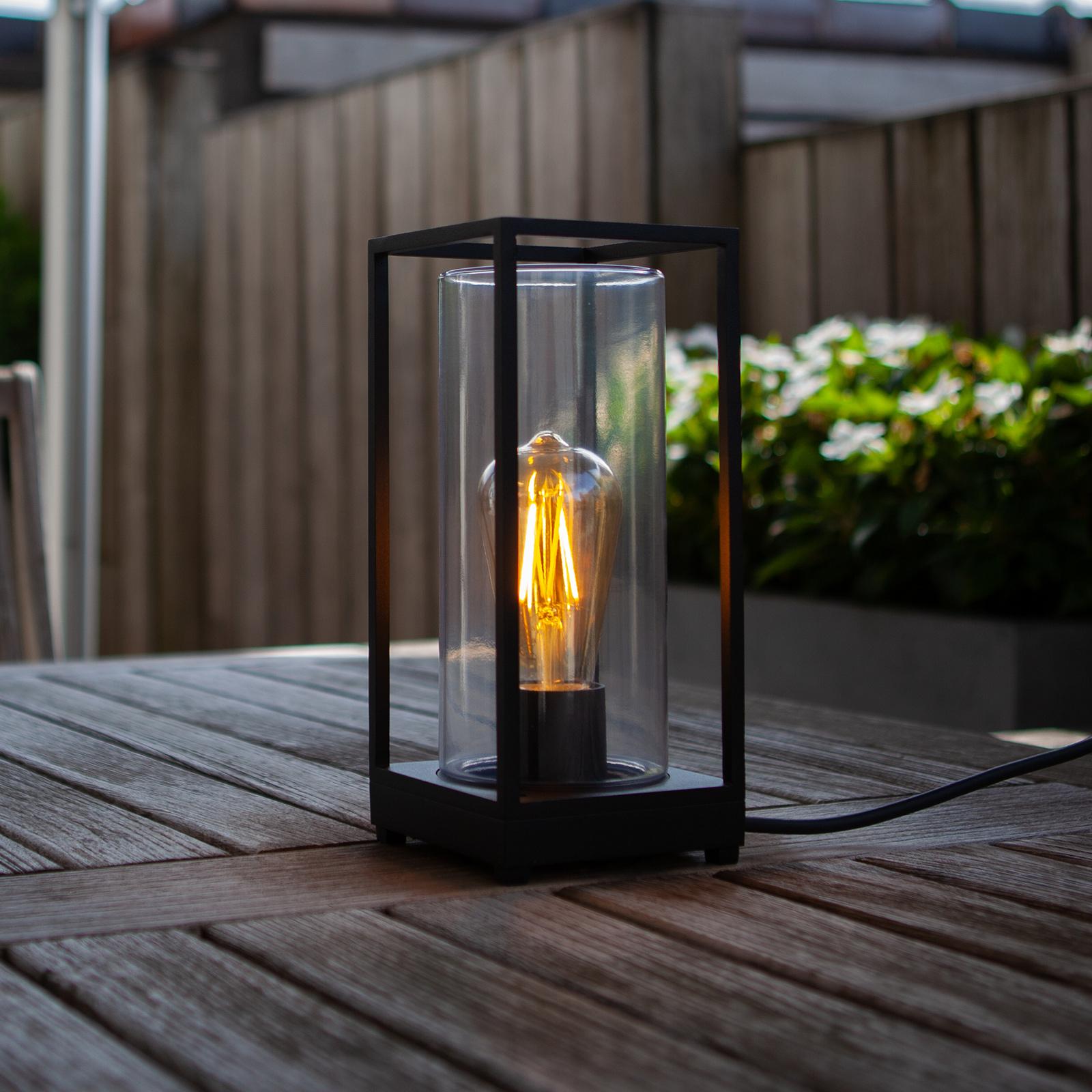 Lampe décorative à poser Flair, à brancher