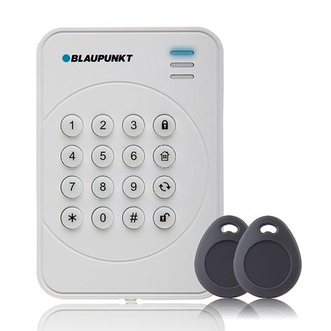 Blaupunkt KPT-R1radio eenheid met 2 RFID-tags