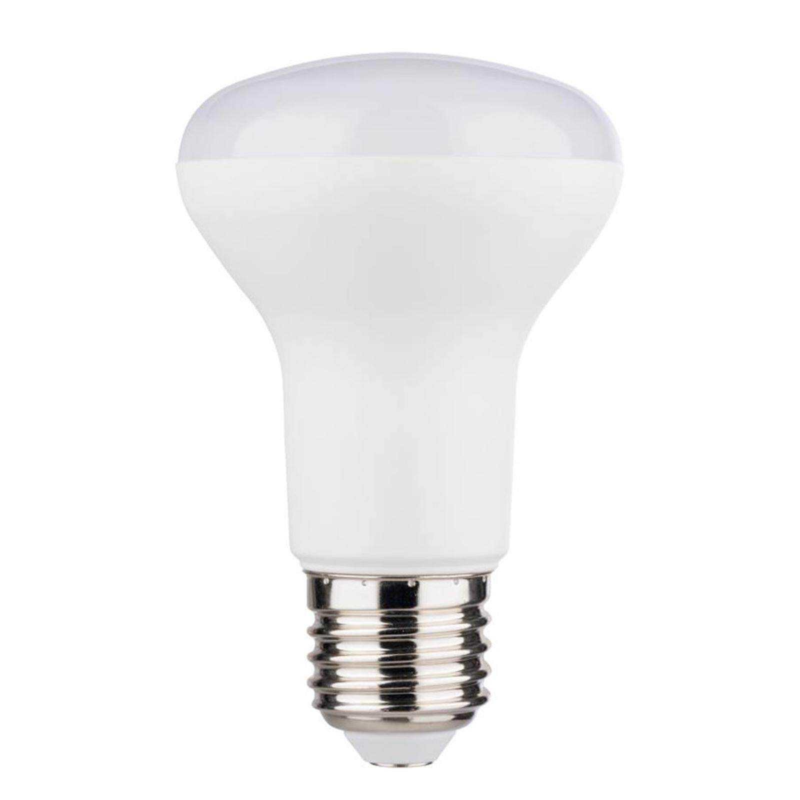 LED-Reflektor E27 R63 8W 2.700K matt