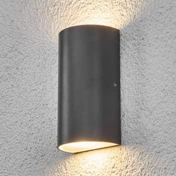 LED-buitenwandlamp Weerd