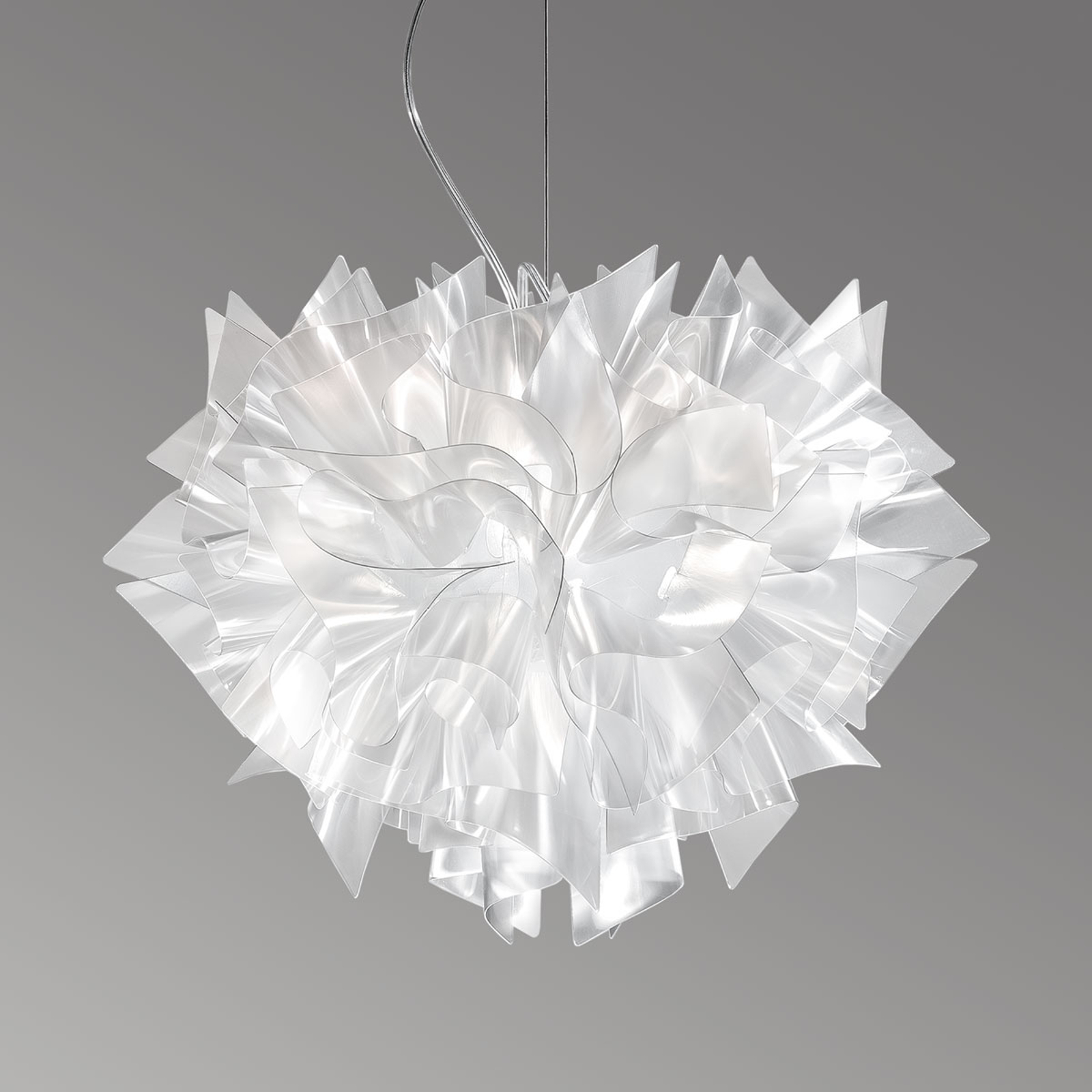 Slamp Veli Prisma Medium hänglampa, Ø 42 cm