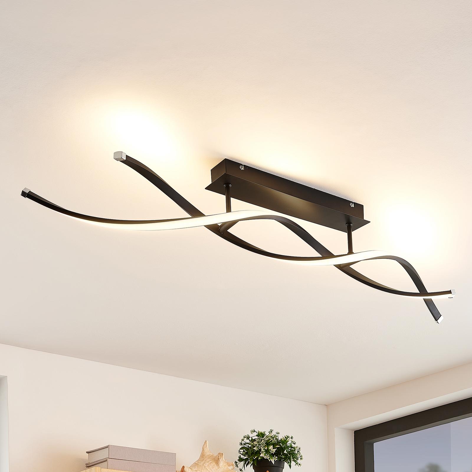 Lindby Welina LED-loftlampe