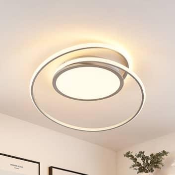 Lucande Noud LED-Deckenlampe, CCT-Farbwechsel