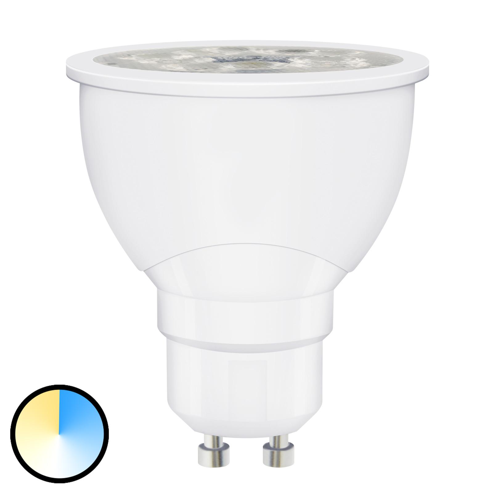 LEDVANCE SMART+ ZigBee GU10 5,5W RGB 2000-6500 K