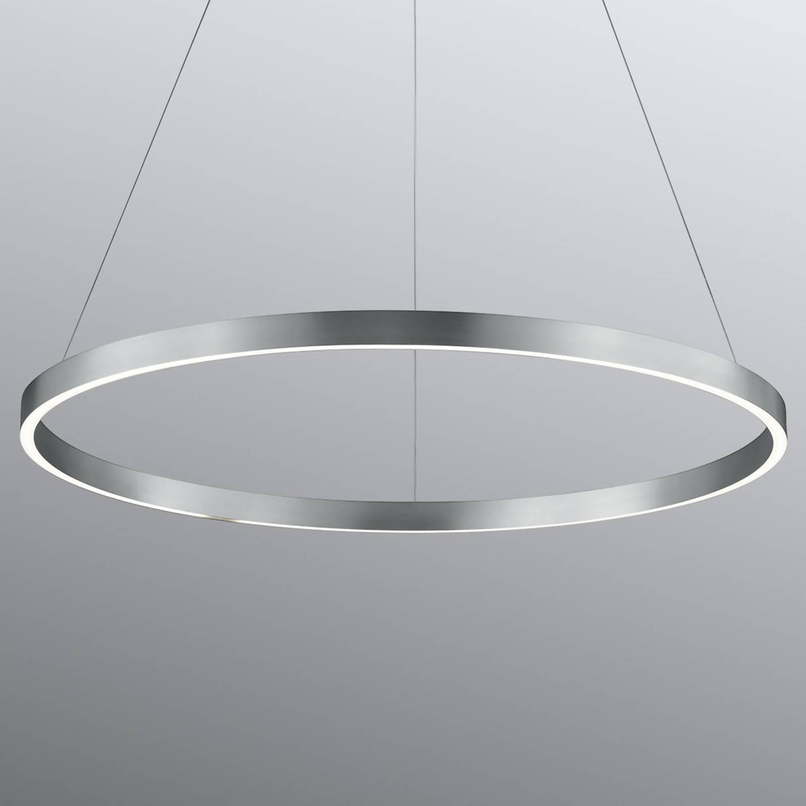 Suspension LED Circle à commande gestuelle