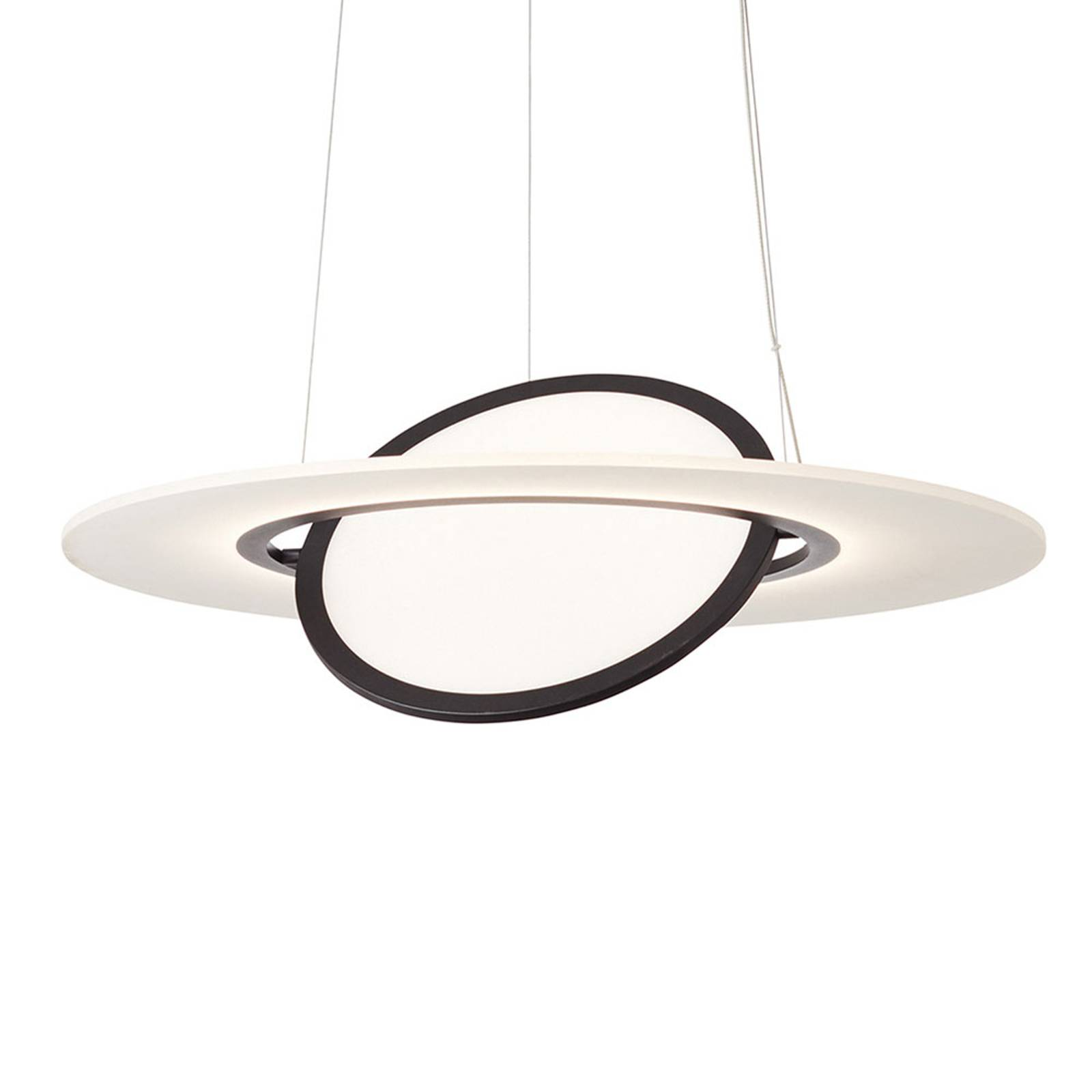 AEG Olia LED-Hängeleuchte, rund, CCT, dimmbar