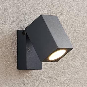 ELC Nogita foco de pared exterior LED, GU10