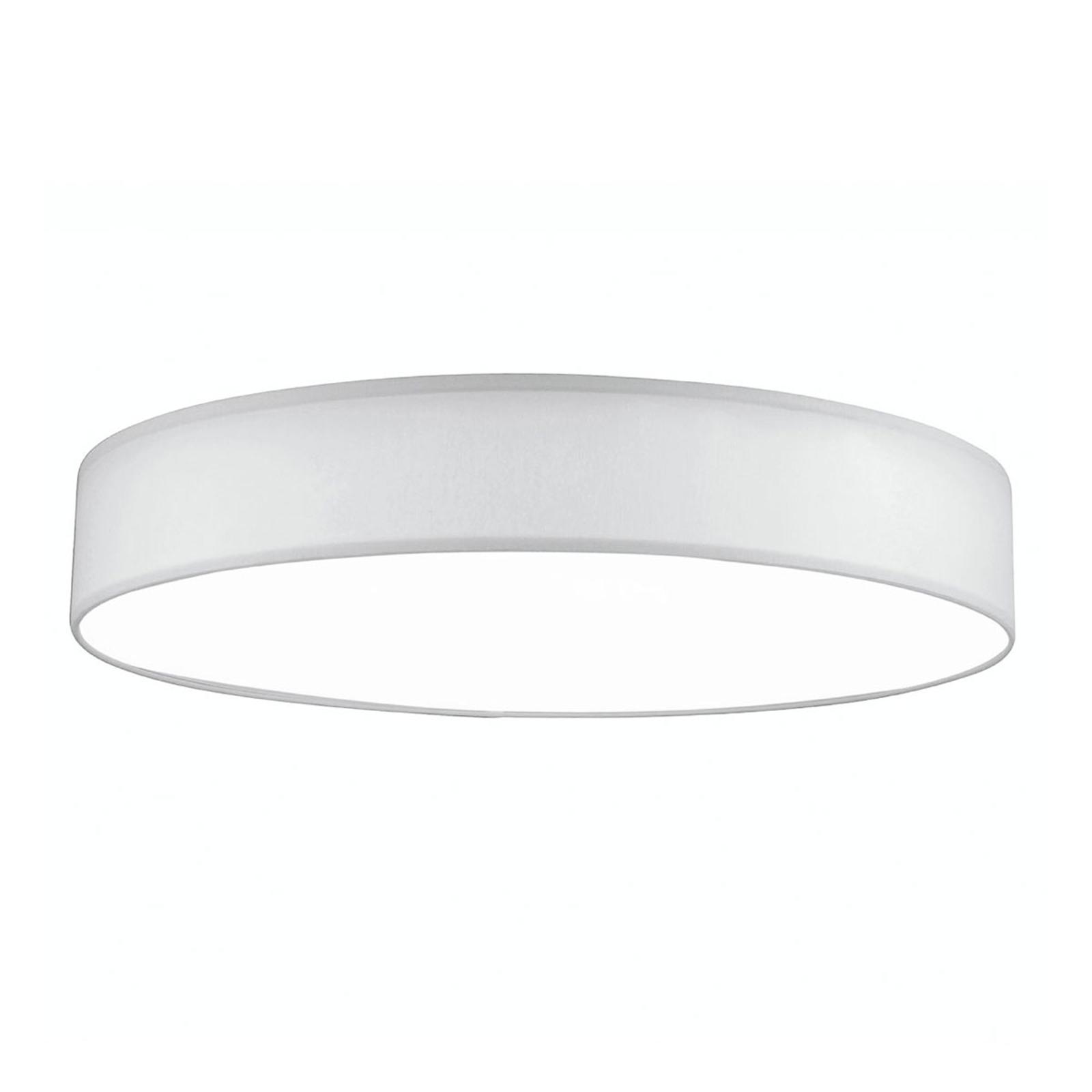 LED-taklampe Luno XL, 3000K, 60 W, hvit