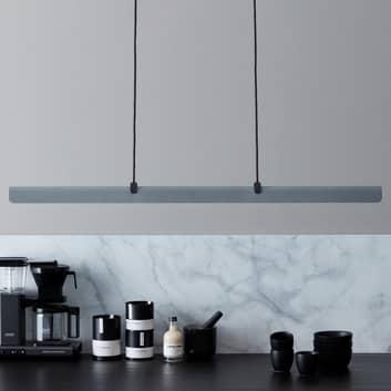 LED-Hängeleuchte Fold, dimmbar