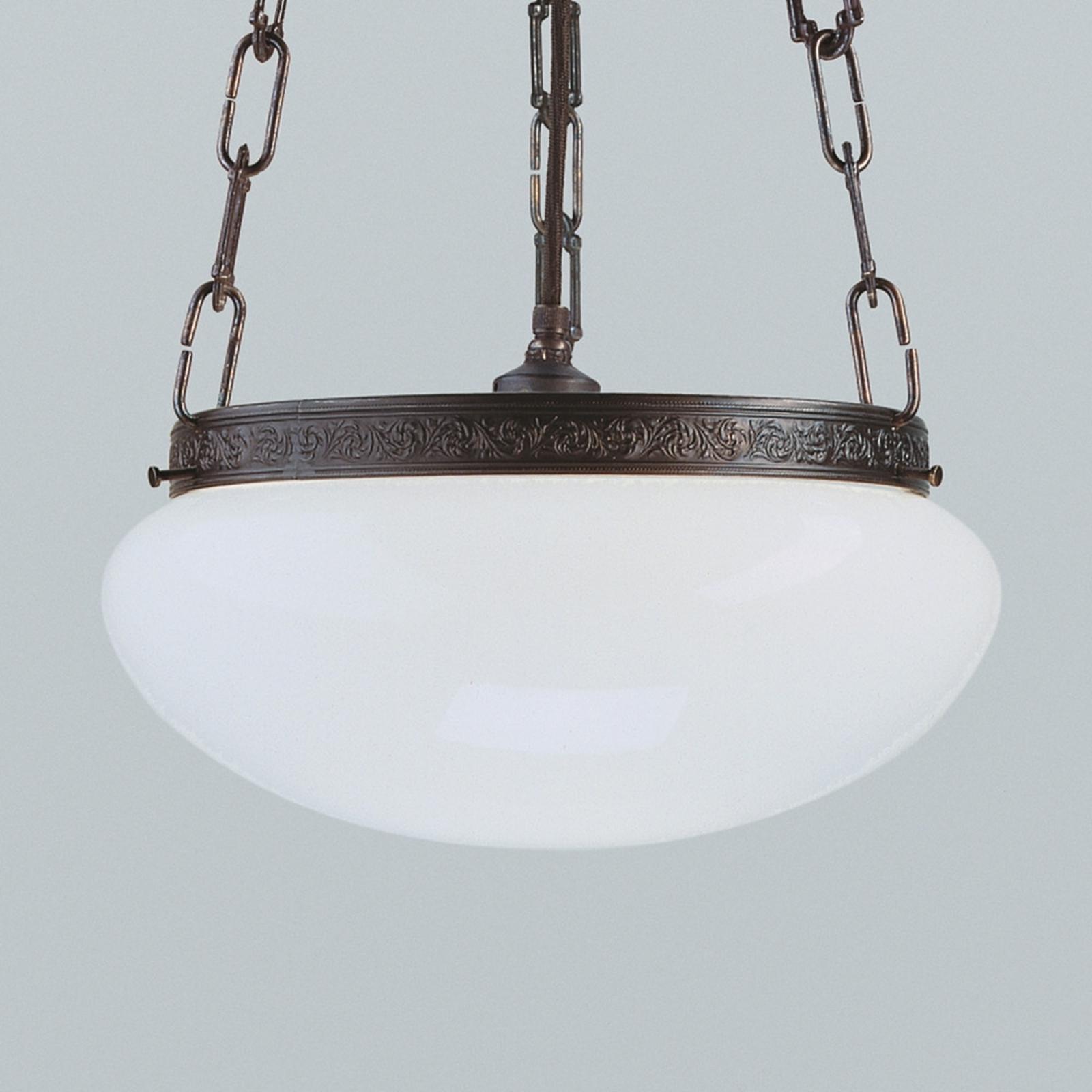 Verne hængelampe i antikt look