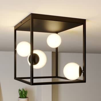 Lindby Utopia LED-taklampa, 4 lampor